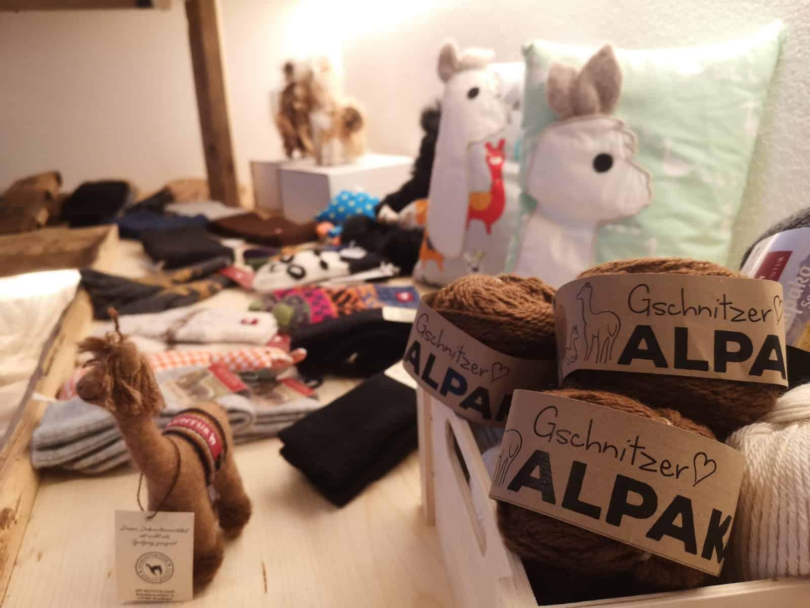 Alpaka-Hofladen-2 Hofladen